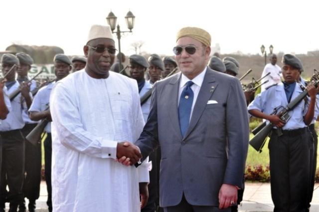 Sénégal - Maroc : visite de travail de Mohamed 6 à Dakar