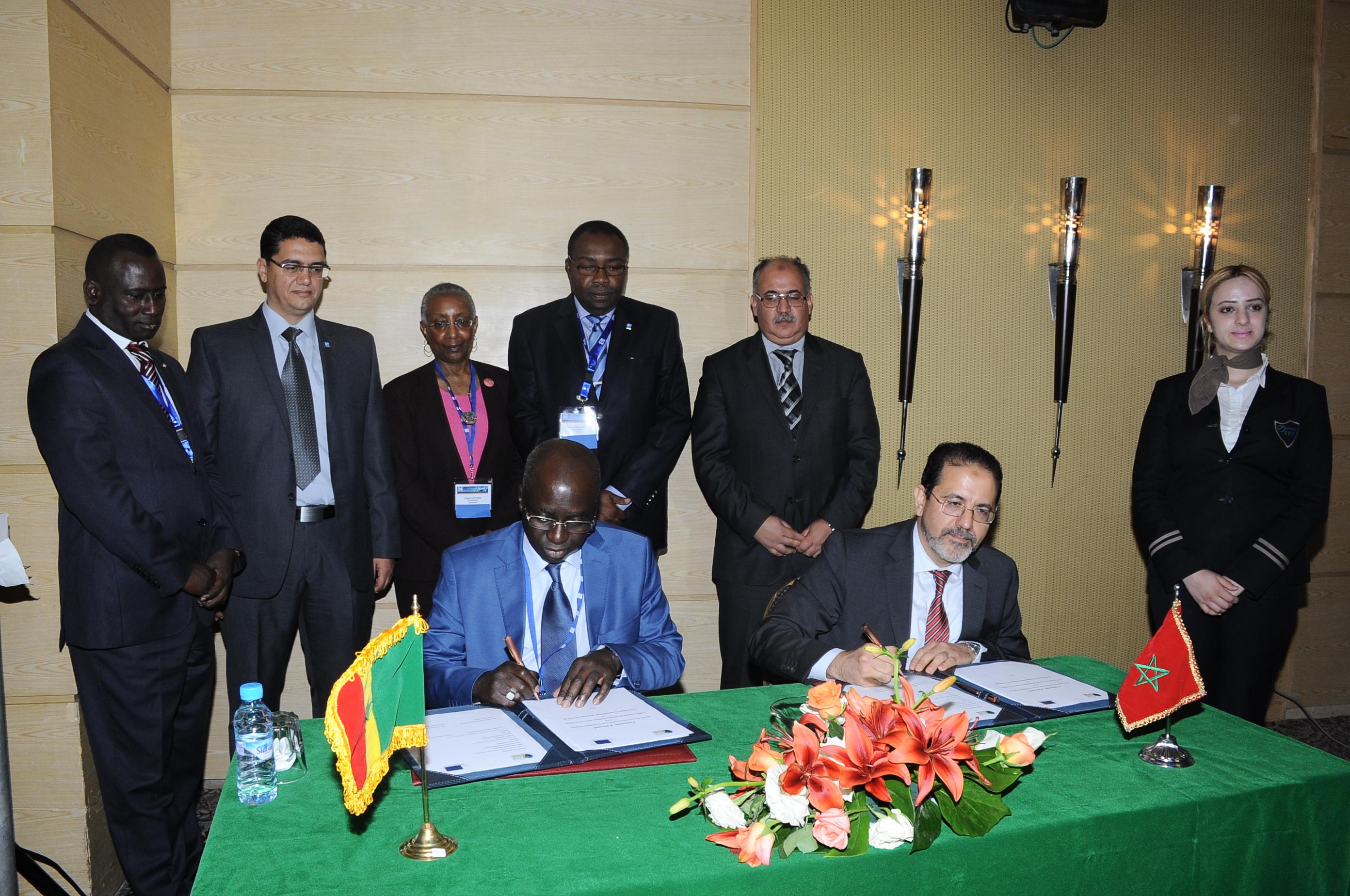 Coopération Sénégal-Maroc : Ads et Onda signent un protocole d'accord