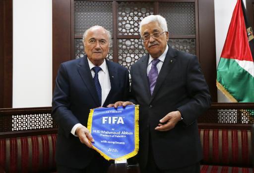 Foot: la fédération palestinienne refuse de retirer son plan contre Israël