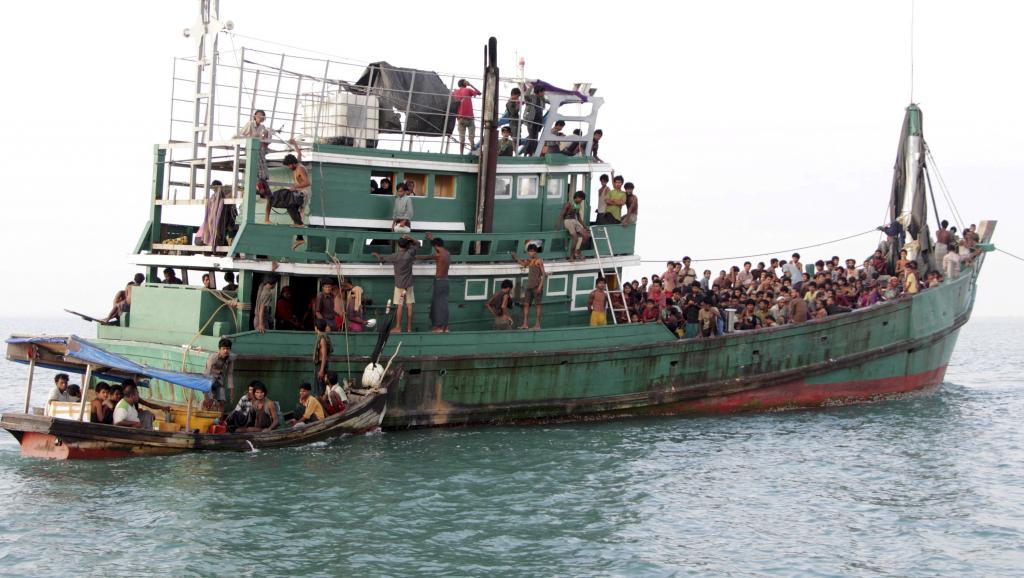 Migrants rohingyas: la diplomatie régionale à l'œuvre, Rangoon réagit