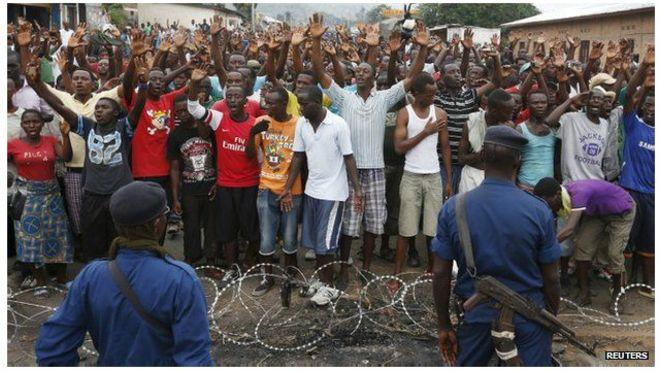 Burundi : les manifestations reprennent