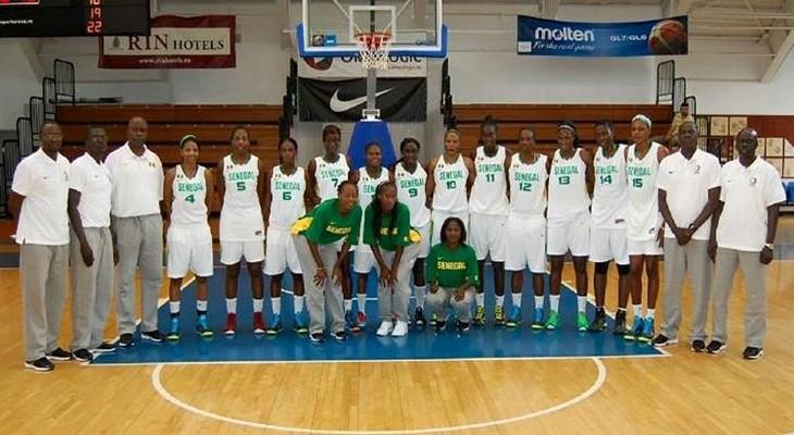 Basket : Sénégal - Italie : Les lionnes terminent sur une bonne note 64-59