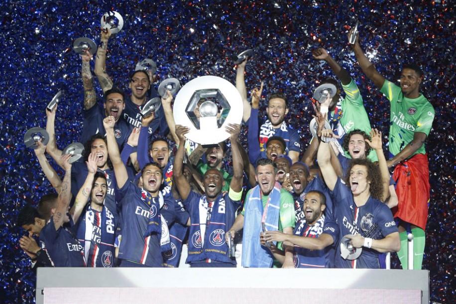 Football: le Championnat de France s'achève sans surprise