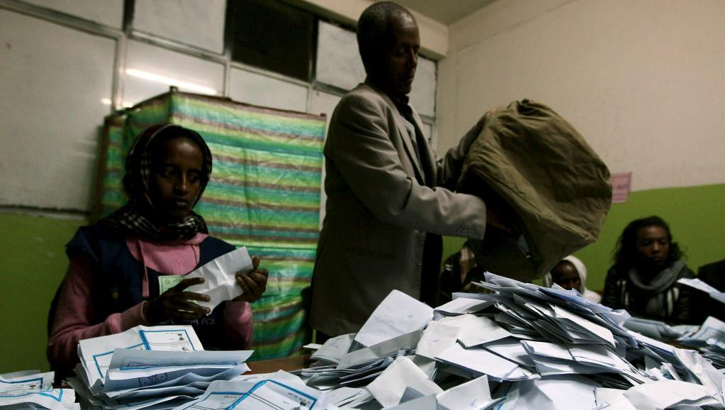 Législatives en Ethiopie: le dépouillement est en cours