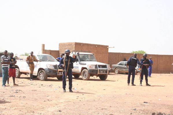 Burkina Faso: quelques images de l'exhumation du corps présumé de Thomas Sankara