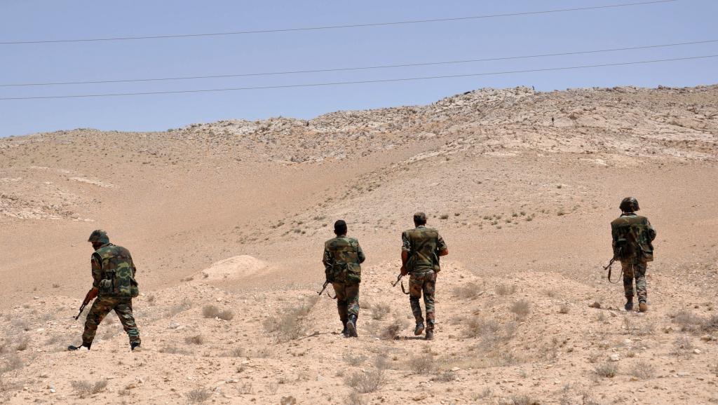 Palmyre, nouveau point d'appui dans la conquête jihadiste