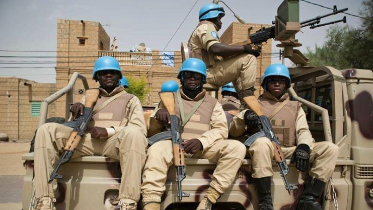 Mali : Un Casque bleu bangladais tué dans une attaque à Bamako