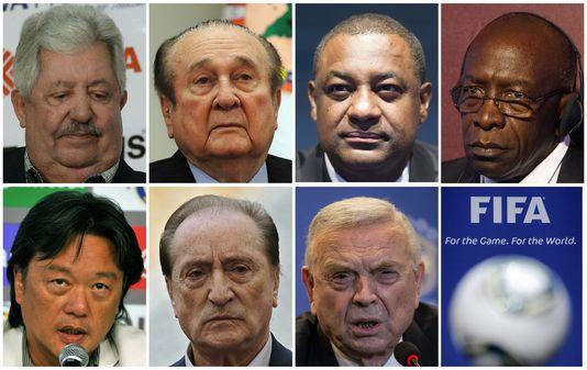 Sept responsables de la FIFA arrêtés pour des faits présumés de corruption