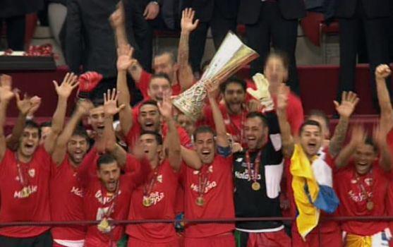 Europa Ligue : le FC Seville entre dans l'histoire
