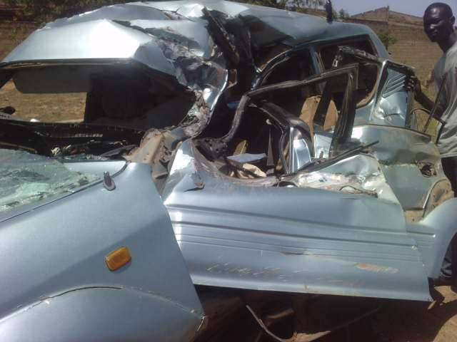 Accident mortel sur la route de Rufisque : 1 mort, deux blessés graves