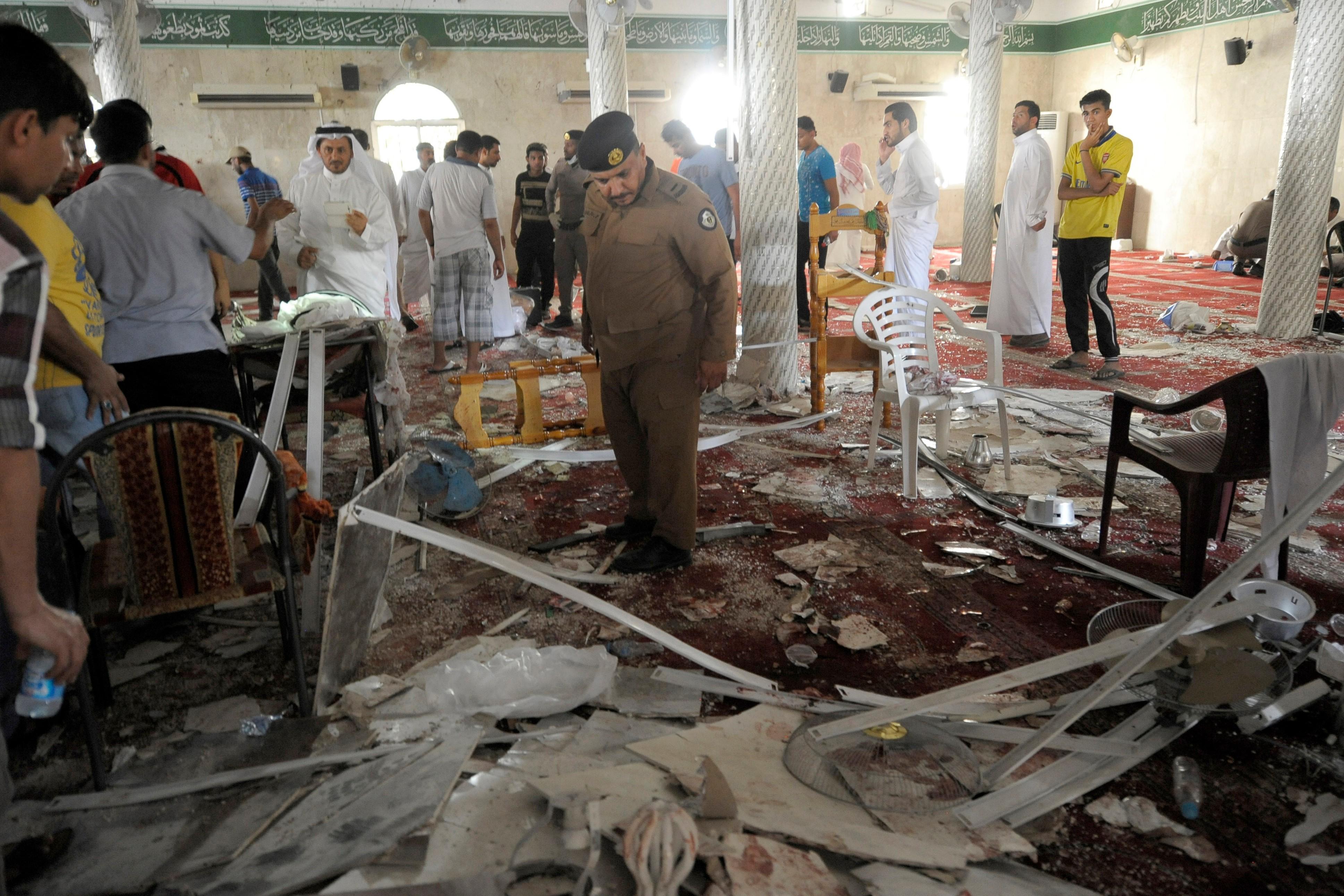 Arabie Saoudite : nouvel attentat suicide contre une mosquée chiite