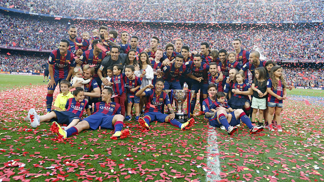Liga 2015/2016 : Début le 15 août