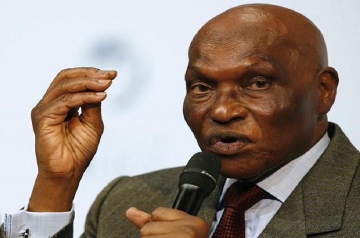 Abdoulaye Wade : «Je n'accepterai pas que quelqu'un détruise le Pds… »