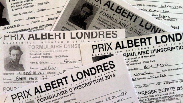 Médias : Le prix Albert-Londres récompense un reportage sur le trafic des Erythréens dans le Sinaï