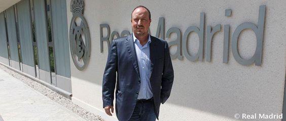 Officiel : Benitez, nouvel entraineur du Real Madrid