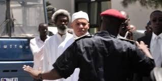 """«L'entêtement de l'État du Sénégal à maintenir  Karim Wade..."""", FRC"""