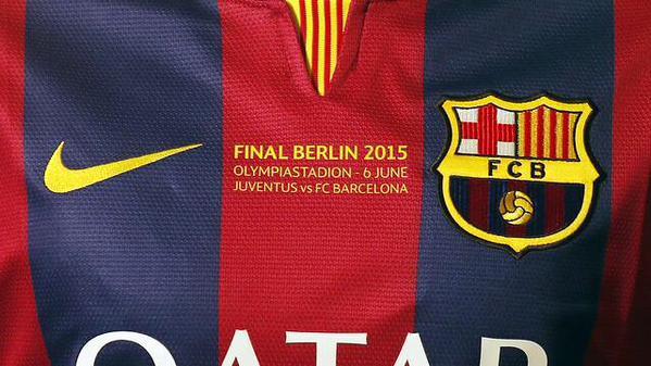 Ligue des champions : Le FC Barcelone dévoile son maillot pour la finale