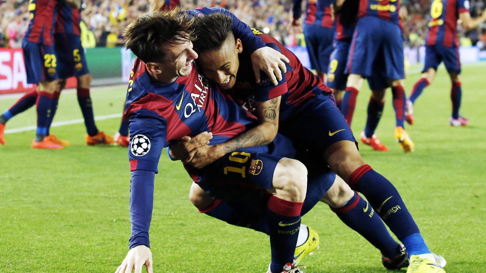 Les 11 stats que vous devez absolument connaître avant Juventus - Barcelone
