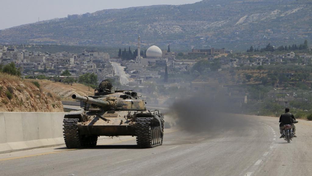 Syrie: la coalition frappe l'EI au profit des rebelles et d'al-Qaïda