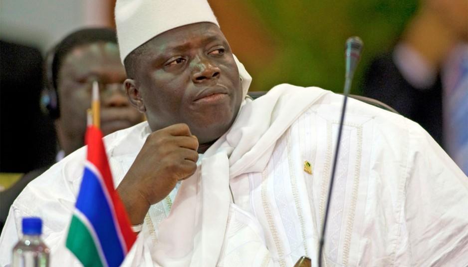 Yahya Jammeh encore dans ses oeuvres: la chargée d'affaire de l'UE en Gambie expulsée