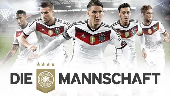 Football - Allemagne : un nouveau surnom et un nouveau logo