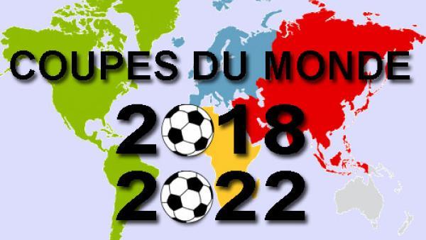 Mondial 2018 - 2022 : La Russie et le Qatar pourraient être déchu