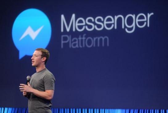"""Le """"Messenger"""" de Facebook dépasse le milliard de téléchargements sur Android"""