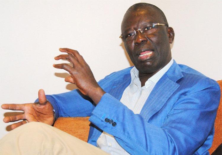 PDS-Le coup de gueule de Babacar Gaye : «Tout le monde pense que… »