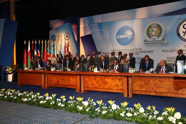 Accord de libre-échange entre 26 pays d'Afrique