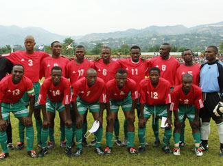«On est venu pour gagner », Capitaine Burundi