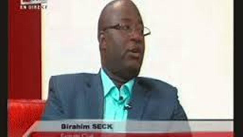 «Moustapha Diop a-t-il enfreint la loi sur sa gestion ? », Forum civil