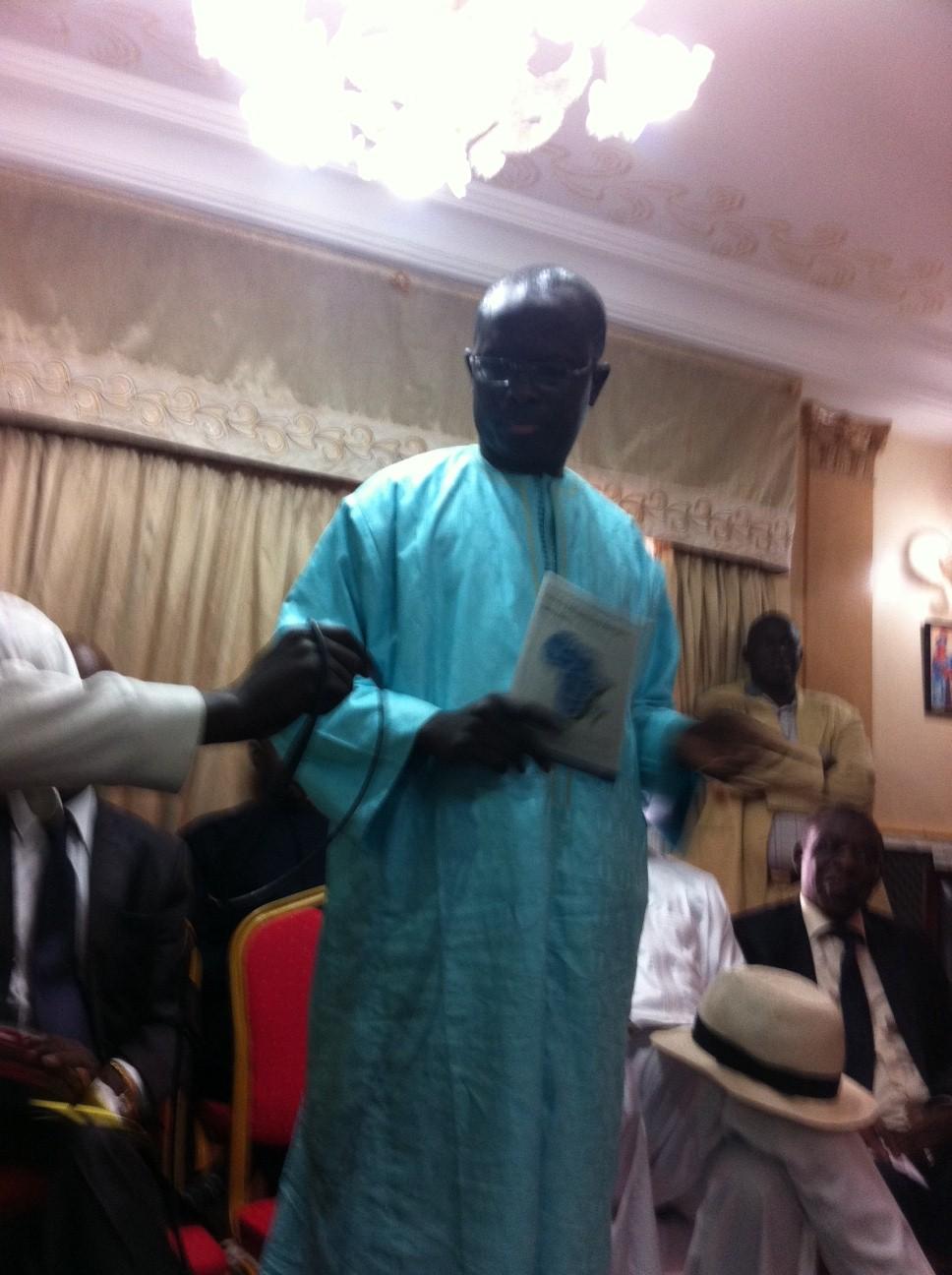 Accusations de corruption : l'APR blanchit Modou Diagne Fada