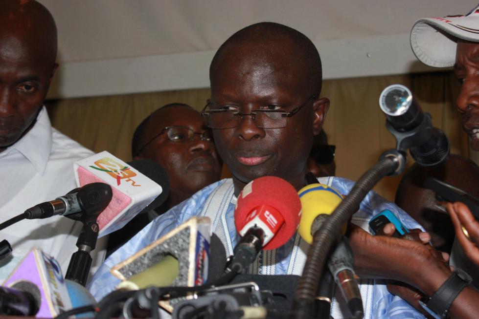 Comité Directeur: Modou Diagne Fada zappe le PDS