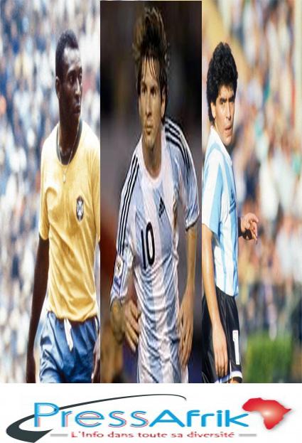 La Copa America : Lionel Messi a bien l'intention de gagner la Copa , jamais conquise par Pelé ni Maradona