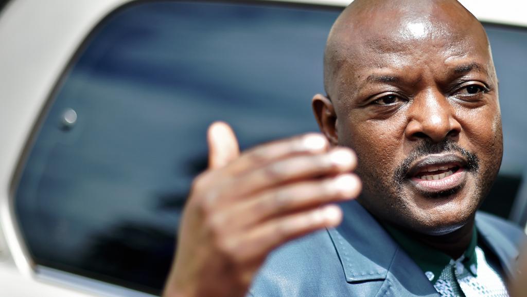 Burundi : «Nous n'abandonnerons pas tant que… », leader de la contestation