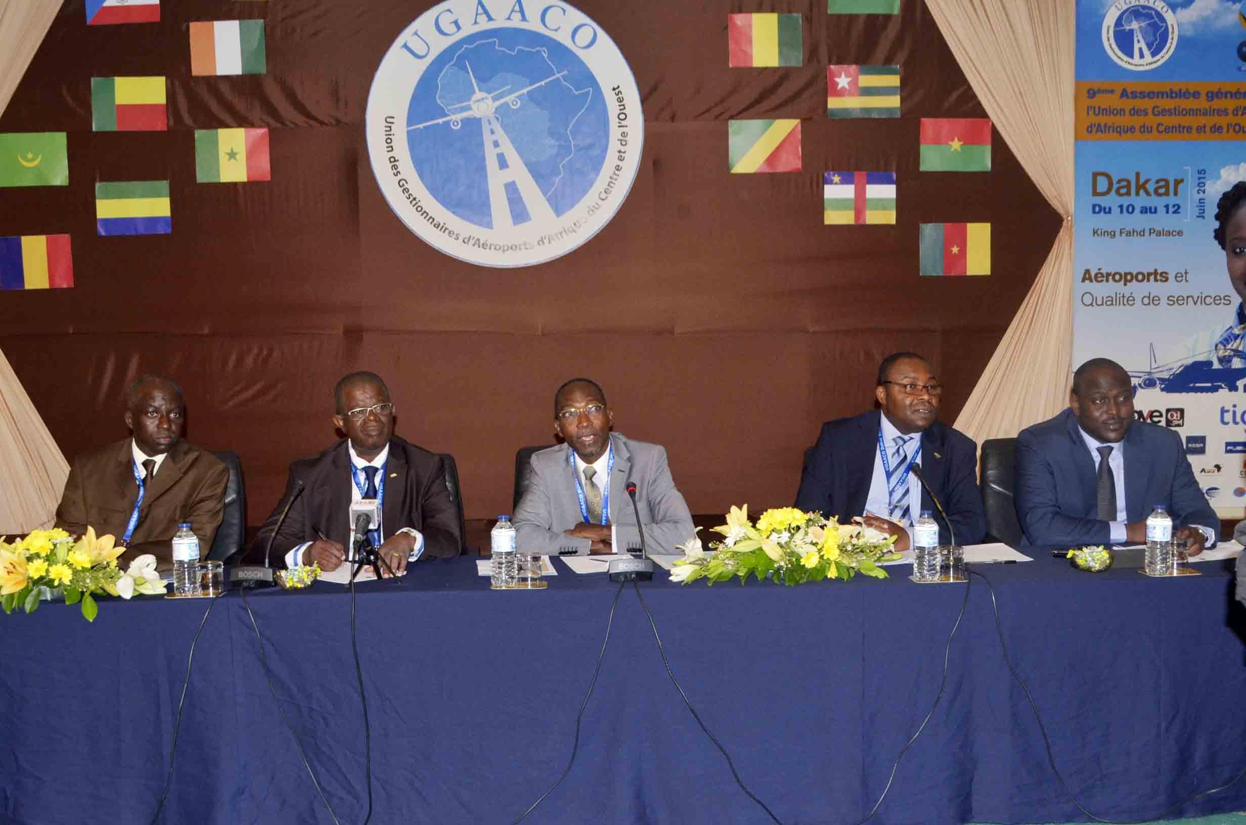 Assemblée Générale de l'UGAACO : Papa Maël Diop, nouveau Président