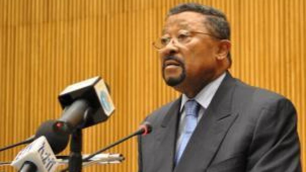 Jean Ping pourrait être le candidat unique de l'opposition pour l'élection présidentielle de 2016, au Gabon. www.au.int