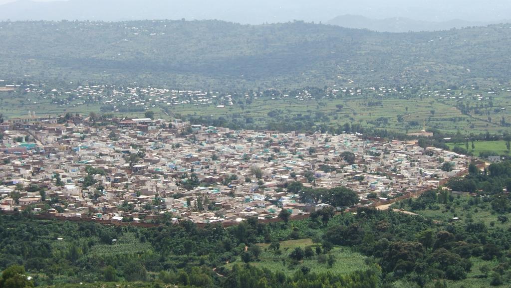 Changement climatique: l'Ethiopie montre l'exemple
