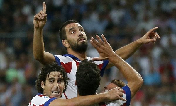 Atlético: L'AC Milan lorgne Arda Turan