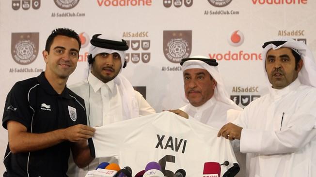 """Xavi : """"Pourquoi Al-Sadd ?"""""""
