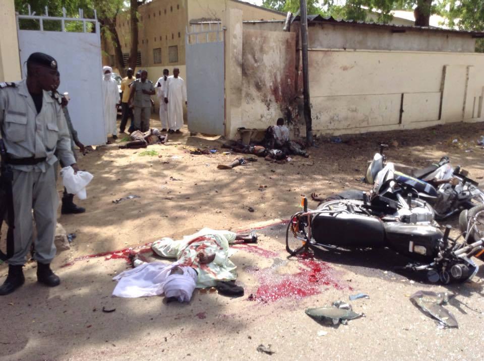 Attaque Terroriste: Ndjamena: Les Images Horribles De L'attaque