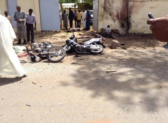 Direct - Ndjamena: Les images horribles de l'attaque terroriste