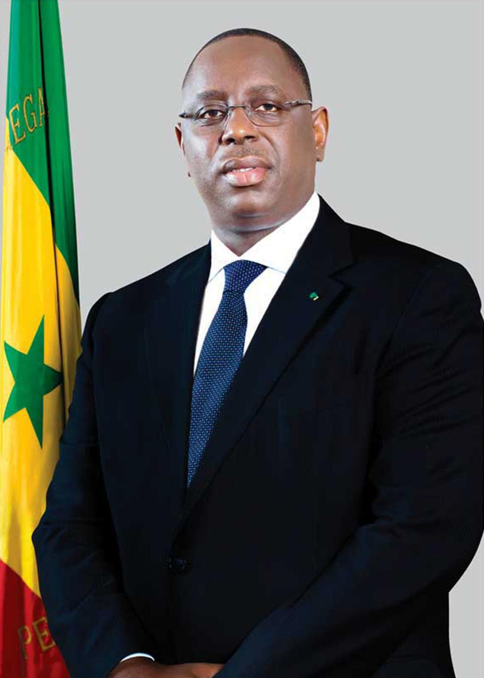 """Mondial U20: le message du président Sall aux """"Lionceaux"""" après leur qualification en 1/2"""