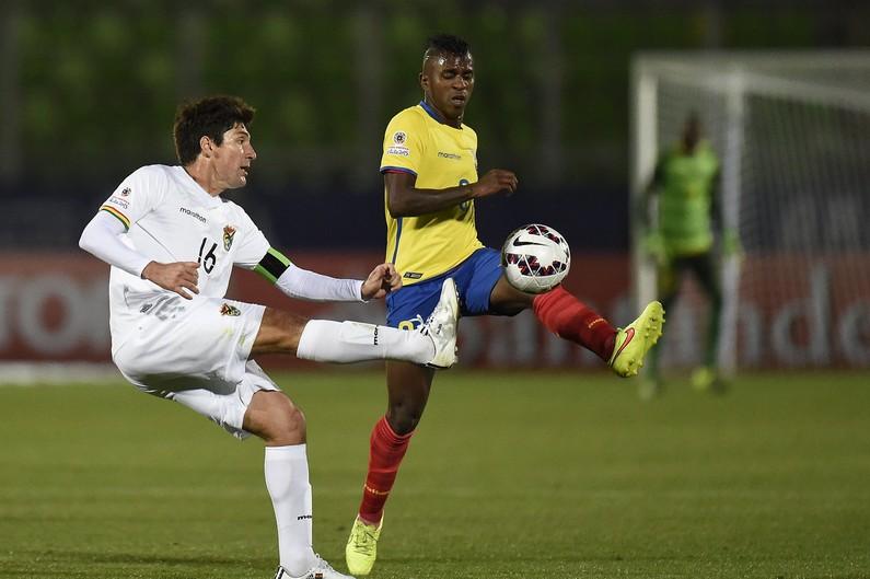 COPA AMERICA 2015 : Bolivie 3-2 Equateur