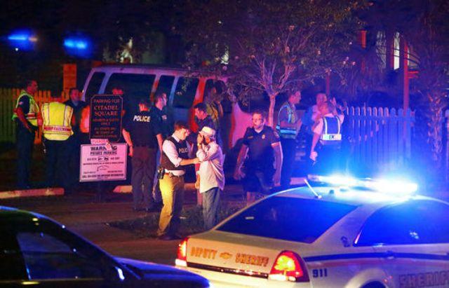 Etats-Unis : fusillade dans une église noire à Charleston, neuf morts