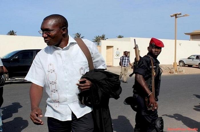 """Dernière minute : Me El Hadji Amadou Sall """"libre""""."""