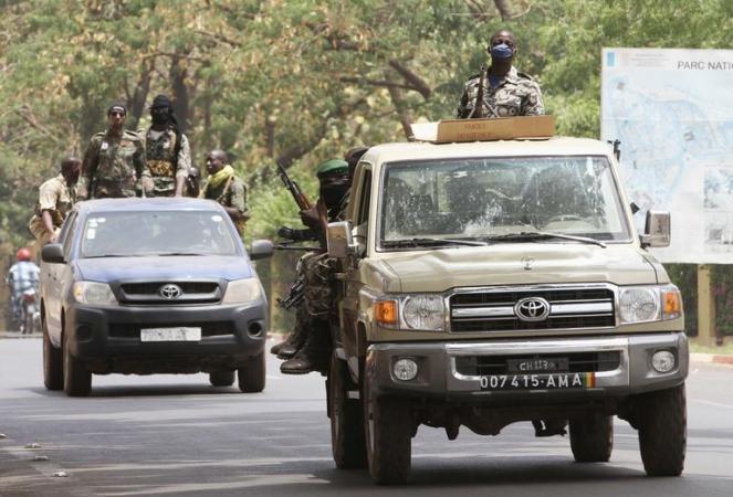 Mali: Cinq rebelles tués par l'armée