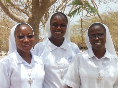 Action de grâces pour la canonisation de sainte Jeanne Emilie de Villeneuve et profession perpétuelle de 3 religieuses de l'Immaculée, samedi