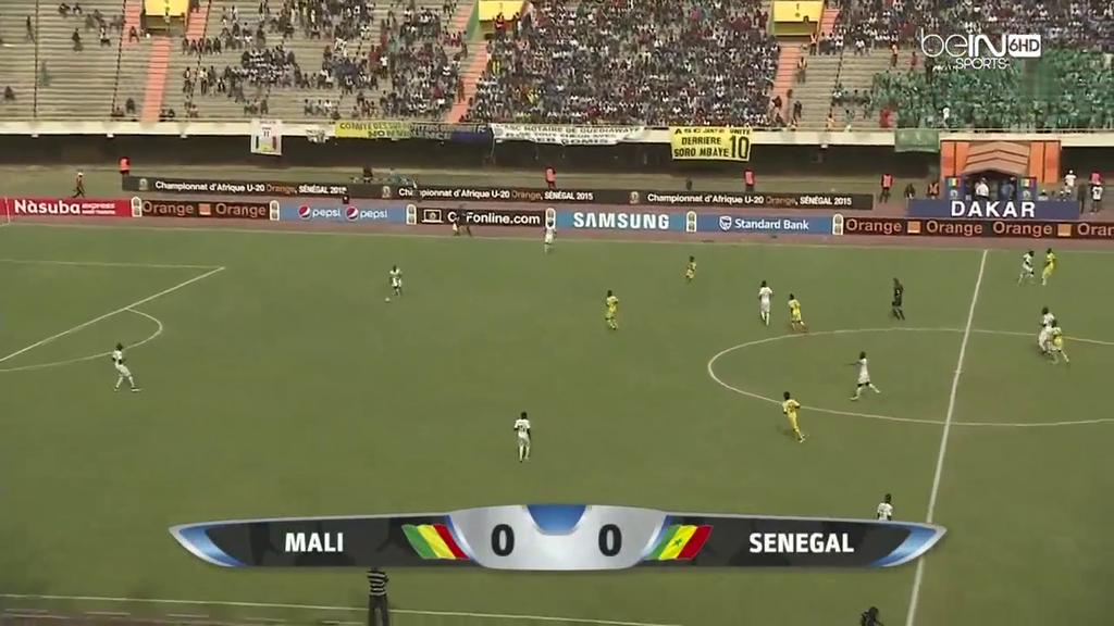 """Mondial U20 : Sénégal et Mali vont croiser le """"frère"""""""