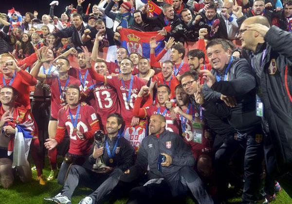 Mondial U20 : La Serbie championne du monde